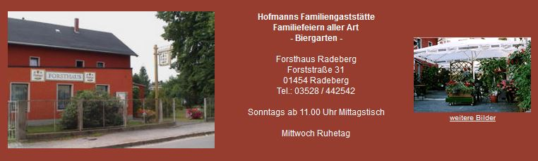 Forsthaus Radeberg
