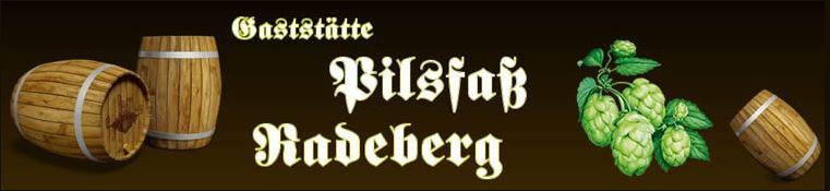 Pilsfass Radeberg